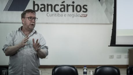Professor Manuel Gándara. Foto: Gibran Mendes