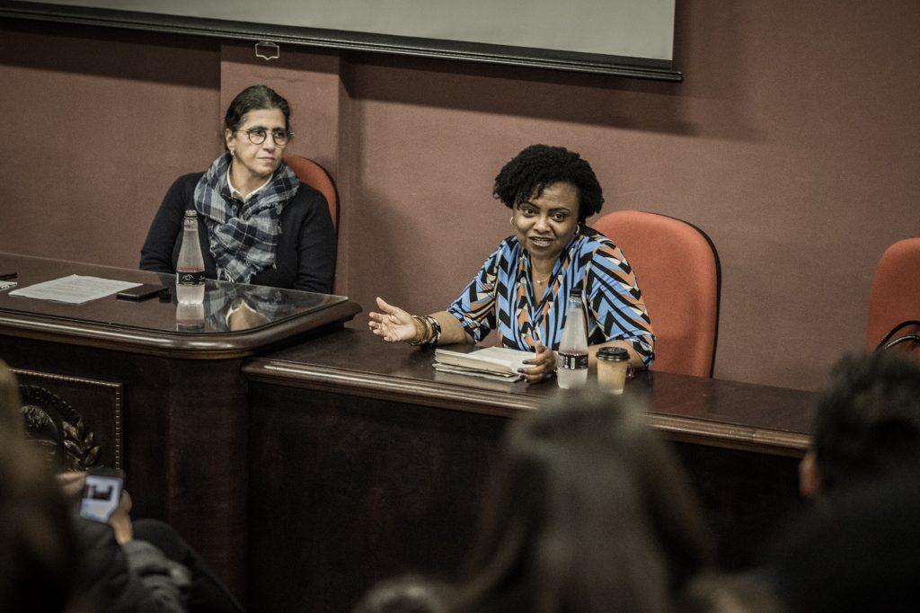 A ex-ministra, Nilma Lino Gomes. Foto: Gibran Mendes