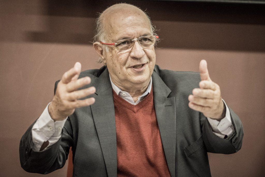 O ex-ministro Paulo Vannuchi. Foto: Gibran Mendes