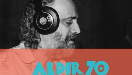 Foto: Reprodução / Campanha Aldir 70 / Youtube