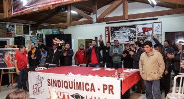 Foto: Sindiquímica-PR