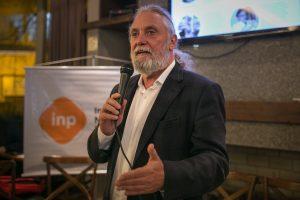 Wilson Ramos Filho é um dos organizadores do livro | Foto: Giulia Cassol/Sul21