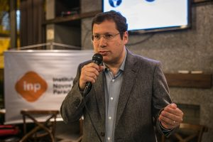 Mauro Menezes destacou que a Vaza Jato trouxe evidências para confirmar suspeitas de desvios de conduta | Foto: Giulia Cassol/Sul21